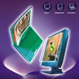 Protective film for LCD Panel Size 12.1 Inch Standard 246mm x 185mm