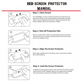 Zilla 3D PET Screen Protector for Redmi Note 4 Mediatek - 3