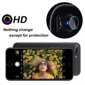 Soft Tempered Glass Lensa Kamera Samsung Galaxy S8 - 5