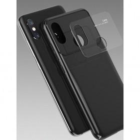 Hardcase Glass Shell for Xiaomi Mi 8 - Black