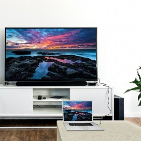 FSU Kabel Video Adapter HDMI to DVI 24+1 Pin 1080P 1.8M - BL-DH - Black - 7
