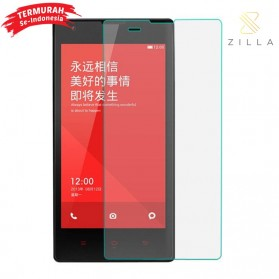 Zilla 2.5D Tempered Glass Curved Edge 9H 0.26mm for Xiaomi Redmi 1s