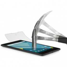 Zilla 2.5D Tempered Glass Curved Edge 9H 0.26mm for Google Nexus Tablet - 4