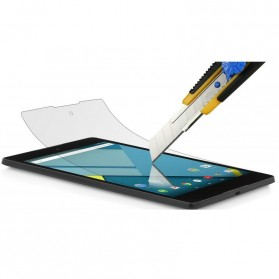 Zilla 2.5D Tempered Glass Curved Edge 9H 0.26mm for Google Nexus Tablet - 5