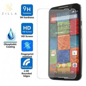 Zilla 2.5D Tempered Glass Curved Edge 9H 0.26mm for Moto X 2ndGen