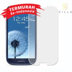 Zilla 2.5D Tempered Glass Curved Edge 9H 0.26mm for Samsung Galaxy SIII S3 / GT-i9300