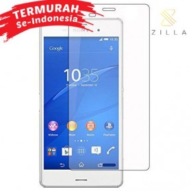 Zilla 2.5D Tempered Glass Curved Edge 9H 0.26mm for Sony Xperia Z3