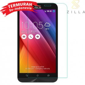 Zilla 2.5D Tempered Glass Curved Edge 9H 0.26mm for ASUS Zenfone 2 (5.5 Inch)