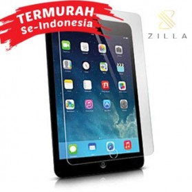 Zilla 2.5D Tempered Glass Curved Edge 9H 0.2mm for iPad Mini and iPad Mini Retina Display