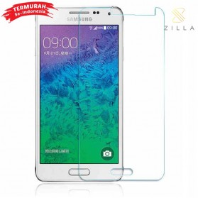 Zilla 2.5D Tempered Glass Curved Edge 9H 0.33mm for Samsung Galaxy J1 2016 4.5 Inch