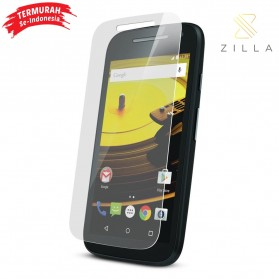Zilla 2.5D Tempered Glass Curved Edge 9H 0.33mm for Moto E 2nd Gen