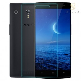 Zilla 2.5D Tempered Glass Curved Edge 9H 0.26mm for Oppo Find 7