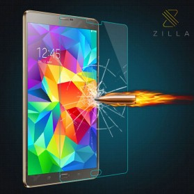 Zilla 2.5D Tempered Glass Curved Edge 9H 0.26mm for Samsung Galaxy Tab S 8.4 Inch