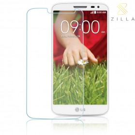 Zilla 2.5D Tempered Glass Curved Edge 9H 0.26mm for LG G2