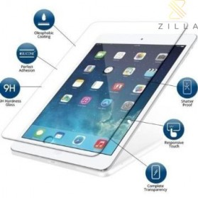 Jual Aksesoris Tablet - Zilla 2.5D Tempered Glass Curved Edge 9H for iPad Pro 12.9 Inch