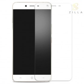 Zilla 2.5D Tempered Glass Curved Edge 9H 0.26mm for OnePlus X