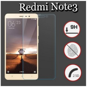 Zilla 2.5D Tempered Glass Curved Edge 9H 0.26mm for Xiaomi Redmi Note 3 / Note 3 Pro KENZO - Transparent - 5