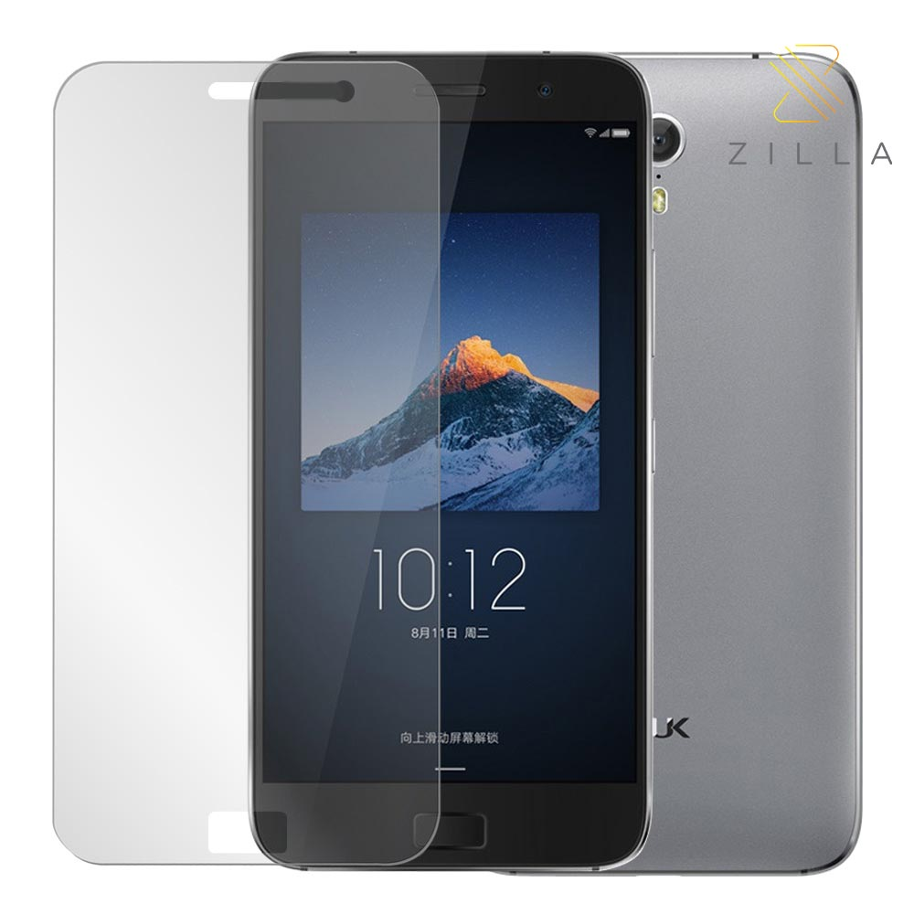 Zilla 25d Tempered Glass Curved Edge 9h 026mm For Zuk Z1 Full Cover 2 1