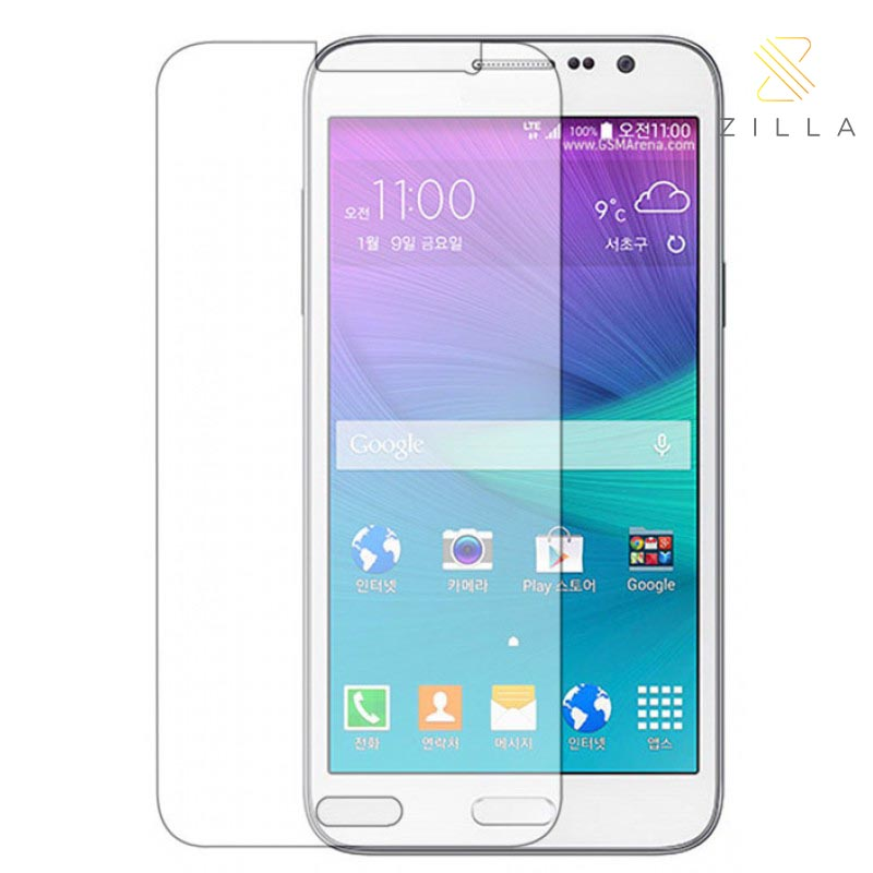 ... Zilla 2.5D Tempered Glass Curved Edge Protection Screen 0.33mm for Samsung Galaxy Grand Max ...