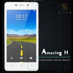 Zilla 2.5D Tempered Glass Curved Edge 9H 0.33mm for Oppo Joy 3