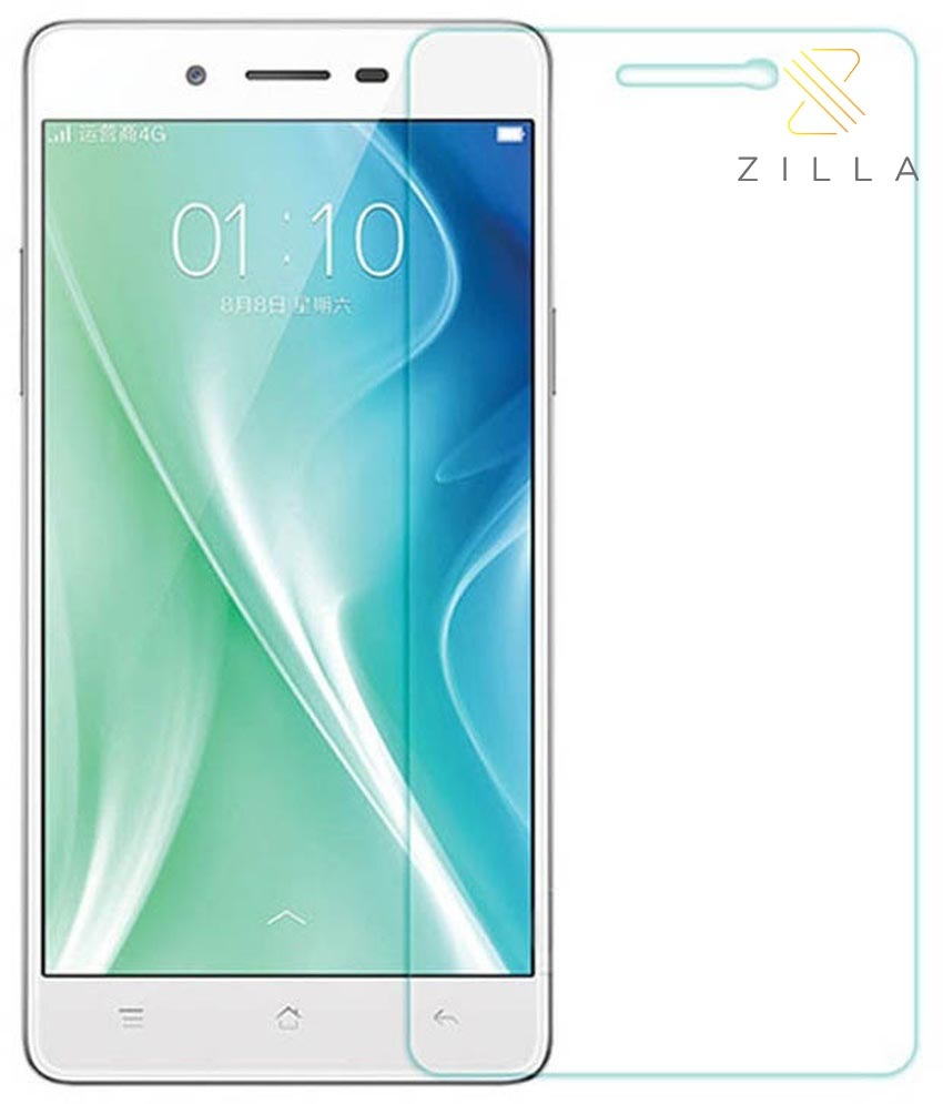 Zilla 25d Tempered Glass Curved Edge Protection Screen 033mm For Oppo Mirror 5 16gb