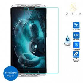 Zilla 2.5D Tempered Glass Curved Edge 9H 0.26mm for Lenovo Vibe X3