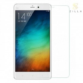 Zilla 2.5D Tempered Glass Curved Edge 9H 0.26mm for Xiaomi Mi Note Pro