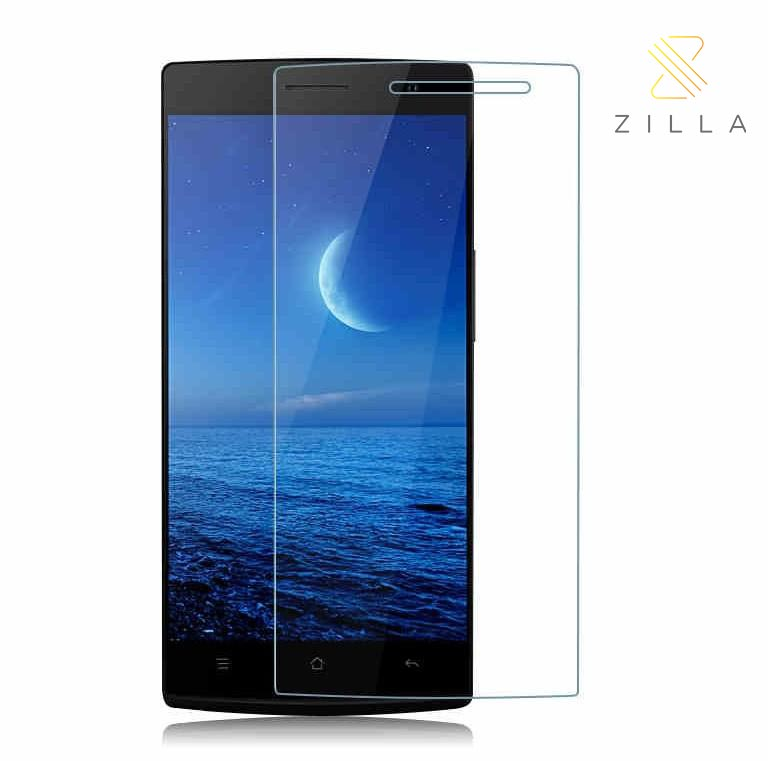 zilla 2 5d tempered glass curved edge 9h 0 33mm for oppo