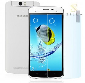 Zilla 2.5D Tempered Glass Curved Edge 9H 0.26mm for Oppo N1 Mini / N5117