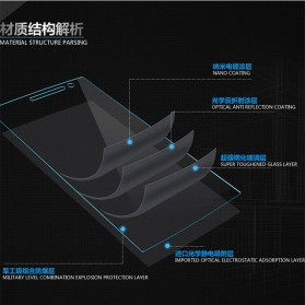 Zilla 2.5D Tempered Glass Curved Edge 9H 0.33mm for Oppo Find 5 X909 - 3