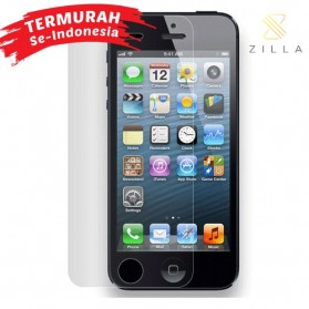 Zilla 2.5D Anti Blue Light Tempered Glass Curved Edge 9H for iPhone 5/5s/5c/SE