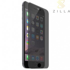 Zilla 2.5D Anti Spy Tempered Glass Curved Edge 9H for iPhone 6/6s - 1
