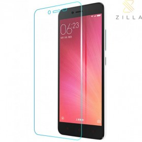 Zilla 2.5D Anti Blue Light Tempered Glass Curved Edge 9H for Xiaomi Redmi Note 2