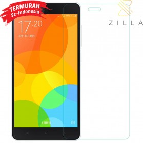 Zilla 2.5D Anti Blue Light Tempered Glass Curved Edge 9H for Xiaomi Mi4i / Mi4c