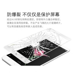 Zilla 2.5D Tempered Glass Curved Edge 9H 0.26mm for Xiaomi Mi Max - 3
