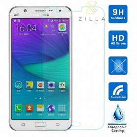 Zilla 2.5D Tempered Glass Curved Edge 9H 0.26mm for Samsung Galaxy J2 2016