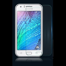Zilla 2.5D Tempered Glass Curved Edge 9H 0.26mm for Samsung Galaxy J2 2016 - 2