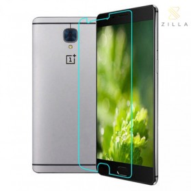 Zilla 2.5D Tempered Glass Curved Edge 9H 0.26mm for OnePlus 3