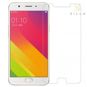Zilla 2.5D Tempered Glass Curved Edge 9H 0.26mm for Oppo F1s