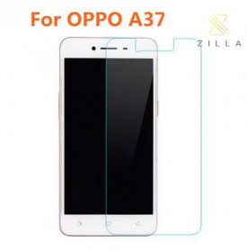 Zilla 2.5D Tempered Glass Curved Edge 9H 0.26mm for Oppo A37