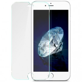 Zilla 2.5D Tempered Glass Curved Edge 9H 0.26mm for iPhone 7 - Transparent - 2