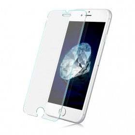Zilla 2.5D Tempered Glass Curved Edge 9H 0.26mm for iPhone 7 - Transparent - 3
