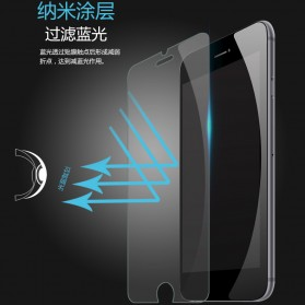 Zilla 2.5D Anti Blue Light Tempered Glass Curved Edge 9H for iPhone 7/8 - 2