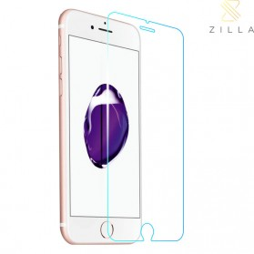 Zilla 2.5D Tempered Glass Curved Edge 9H 0.15mm for iPhone 7/8 Plus - Transparent
