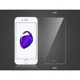 Zilla 2.5D Tempered Glass Curved Edge 9H 0.15mm for iPhone 7/8 Plus - Transparent - 3