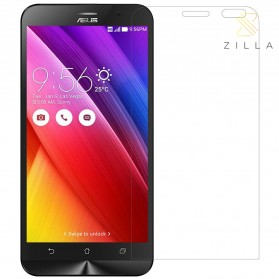 Zilla 2.5D Tempered Glass Curved Edge 9H 0.26mm for Asus Zenfone Go ZB450KL 4.5 Inch