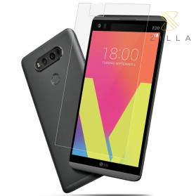 Zilla 2.5D Tempered Glass Curved Edge 9H 0.26mm for LG V20