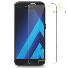 Zilla 2.5D Tempered Glass Curved Edge 9H 0.26mm for Samsung Galaxy A7 2017