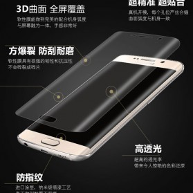Zilla 3D PET Screen Protector for Samsung Galaxy S7 Edge - 3