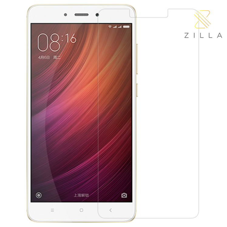 ... Zilla 2.5D Tempered Glass Curved Edge 9H 0.26mm for Xiaomi Redmi Note 4x ...